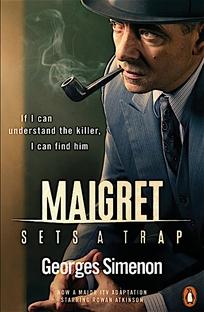 Maigret Sets a Trap - Poster / Capa / Cartaz - Oficial 3