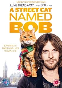 Um Gato de Rua Chamado Bob - Poster / Capa / Cartaz - Oficial 4