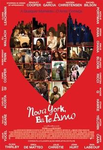 Nova York, Eu Te Amo - Poster / Capa / Cartaz - Oficial 1
