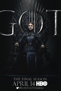 Game of Thrones (8ª Temporada) - Poster / Capa / Cartaz - Oficial 7
