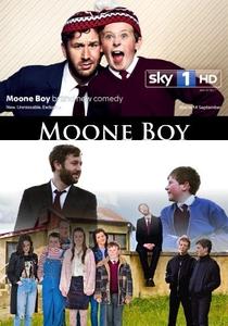 Moone Boy (1ª Temporada) - Poster / Capa / Cartaz - Oficial 2