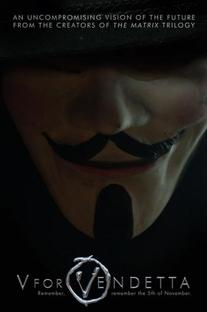 V de Vingança - Poster / Capa / Cartaz - Oficial 6