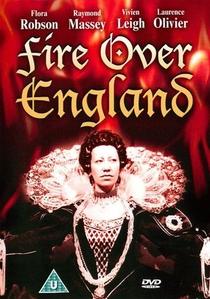 Fogo Sobre a Inglaterra - Poster / Capa / Cartaz - Oficial 2