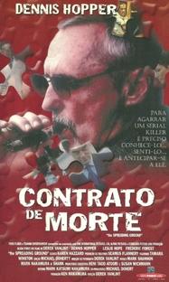 Contrato de Morte - Poster / Capa / Cartaz - Oficial 2