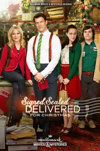 Signed, Sealed, Delivered Especial de Natal - Poster / Capa / Cartaz - Oficial 3