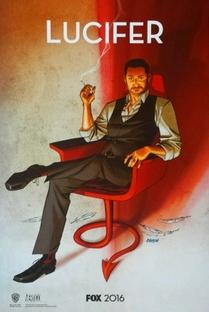 Lucifer (1ª Temporada) - Poster / Capa / Cartaz - Oficial 3