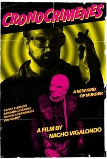 Crimes Temporais - Poster / Capa / Cartaz - Oficial 9