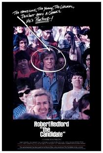 O Candidato - Poster / Capa / Cartaz - Oficial 3