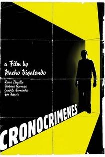 Crimes Temporais - Poster / Capa / Cartaz - Oficial 2
