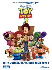 Toy Story 3 - Poster / Capa / Cartaz - Oficial 9
