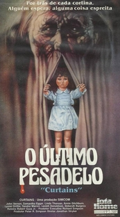 O Último Pesadelo - Poster / Capa / Cartaz - Oficial 4