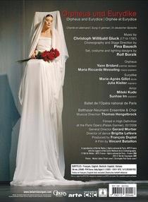 Orphée et Eurydice - Poster / Capa / Cartaz - Oficial 2