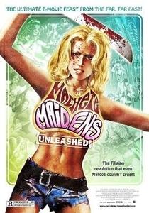 O Ataque das Mulheres Assassinas - Poster / Capa / Cartaz - Oficial 1