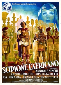 Scipião, o Africano - Poster / Capa / Cartaz - Oficial 2