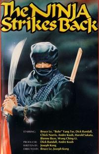 The Ninja Strikes Back - Poster / Capa / Cartaz - Oficial 2