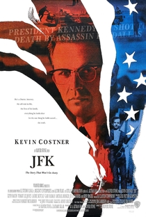 JFK: A Pergunta Que Não Quer Calar - Poster / Capa / Cartaz - Oficial 1