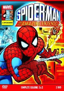 Homem Aranha e Seus Incríveis Amigos (2ª Temporada) - Poster / Capa / Cartaz - Oficial 1