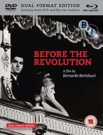 Antes da Revolução - Poster / Capa / Cartaz - Oficial 6