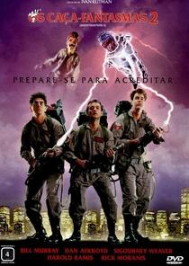 Os Caça-Fantasmas 2 - Poster / Capa / Cartaz - Oficial 3