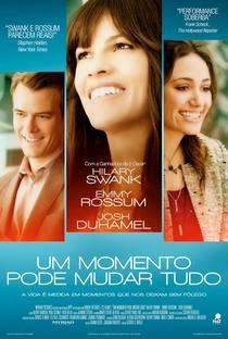 Um Momento Pode Mudar Tudo - Poster / Capa / Cartaz - Oficial 5