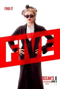 Oito Mulheres e um Segredo - Poster / Capa / Cartaz - Oficial 13