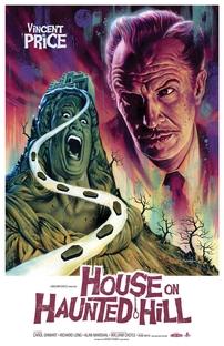 A Casa dos Maus Espíritos - Poster / Capa / Cartaz - Oficial 6