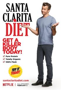 Santa Clarita Diet (1ª Temporada) - Poster / Capa / Cartaz - Oficial 19