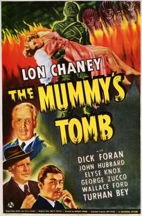 A Tumba da Múmia - Poster / Capa / Cartaz - Oficial 1