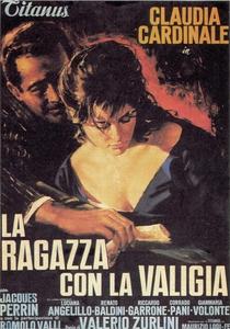 A Moça com a Valise - Poster / Capa / Cartaz - Oficial 2