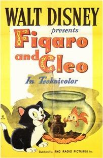 Figaro e Cleo - Poster / Capa / Cartaz - Oficial 1