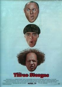 Os Três Patetas - Poster / Capa / Cartaz - Oficial 3