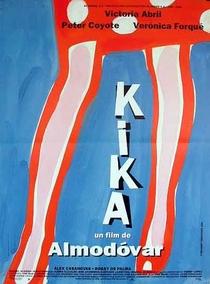 Kika - Poster / Capa / Cartaz - Oficial 3