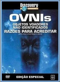 Ovnis - Razões Para Acreditar - Poster / Capa / Cartaz - Oficial 1