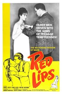 Lábios Vermelhos - Poster / Capa / Cartaz - Oficial 1