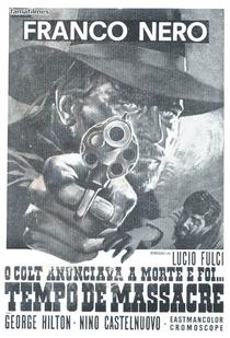 Tempo de Massacre - Poster / Capa / Cartaz - Oficial 2