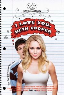 Eu te Amo, Beth Cooper - Poster / Capa / Cartaz - Oficial 3
