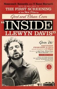 Inside Llewyn Davis - Balada de um Homem Comum - Poster / Capa / Cartaz - Oficial 4