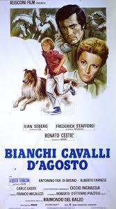 Bianchi Cavalli d'Agosto  - Poster / Capa / Cartaz - Oficial 1