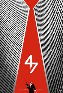 Hitman: Agente 47 - Poster / Capa / Cartaz - Oficial 3