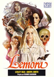A Maldição de Lemora - Poster / Capa / Cartaz - Oficial 1