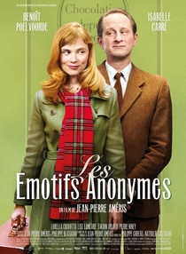 Românticos Anônimos - Poster / Capa / Cartaz - Oficial 1