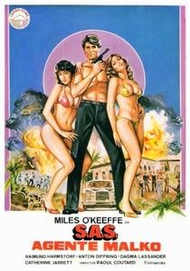 S.A.S. à San Salvador - Poster / Capa / Cartaz - Oficial 3