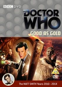 Doctor Who - Good as Gold - Poster / Capa / Cartaz - Oficial 1