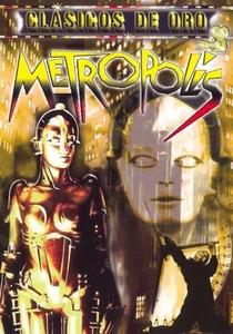 Metrópolis - Poster / Capa / Cartaz - Oficial 17