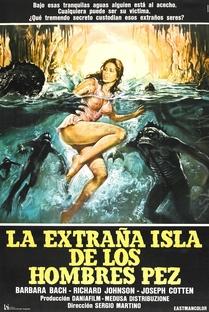 A Ilha dos Homens-Peixe - Poster / Capa / Cartaz - Oficial 3
