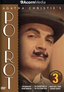 Poirot (3ª temporada) - Poster / Capa / Cartaz - Oficial 1