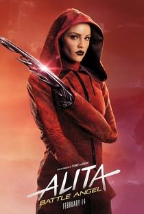 Alita: Anjo de Combate - Poster / Capa / Cartaz - Oficial 9