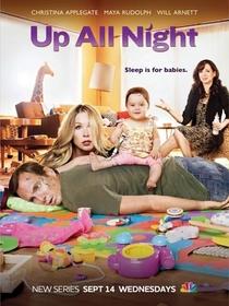 Up All Night (1ª Temporada) - Poster / Capa / Cartaz - Oficial 1