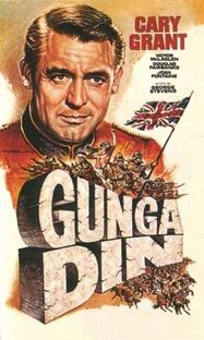 Gunga Din - Poster / Capa / Cartaz - Oficial 4