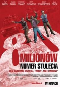 80 Milhões - Poster / Capa / Cartaz - Oficial 1